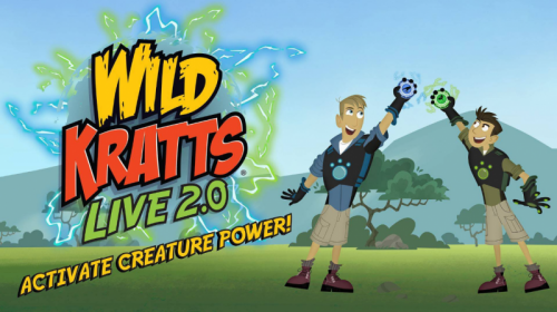 Wild Kratts LIVE! Brings All-New Show to Hershey