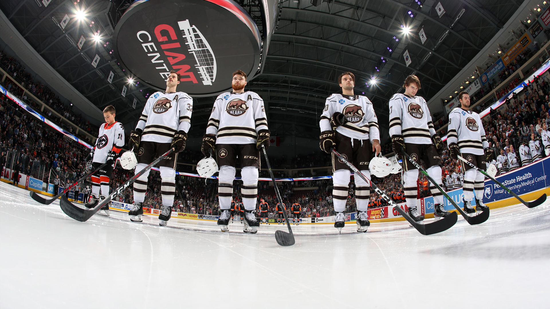 Get Your Hershey Bears Teleconference Backgrounds Here News Hershey Bears Hockey