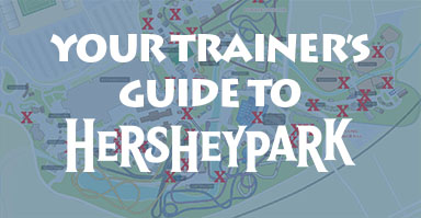 Your Trainer's Guide to Pokémon GO at Hersheypark