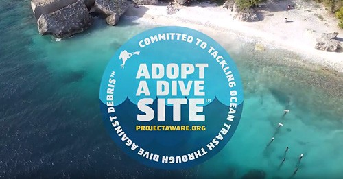 Adopt a Dive Site Curacao