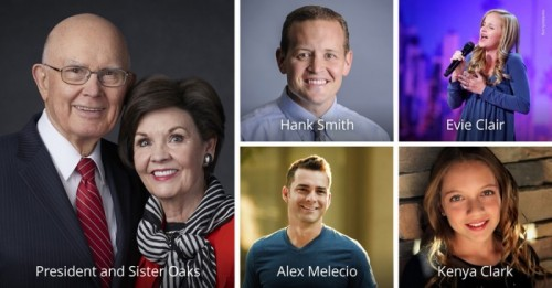 President Dallin H. Oaks and his wife will keynote RootsTech 2018 Family Discovery Day along with special guests.