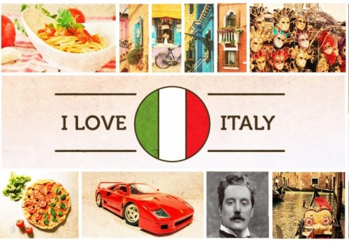 The Italian people and culture are loved by people worldwide.
