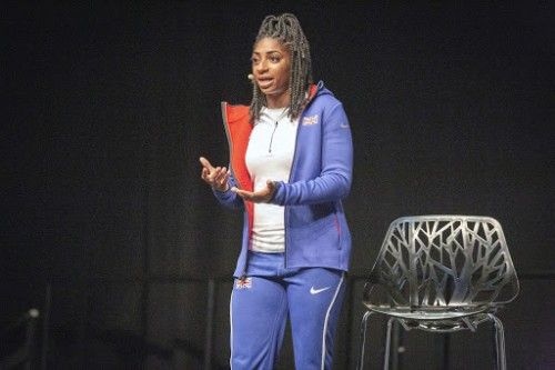Kadeena Cox, British Paralympics gold medalist, shares how her deep family history roots played role in her success.