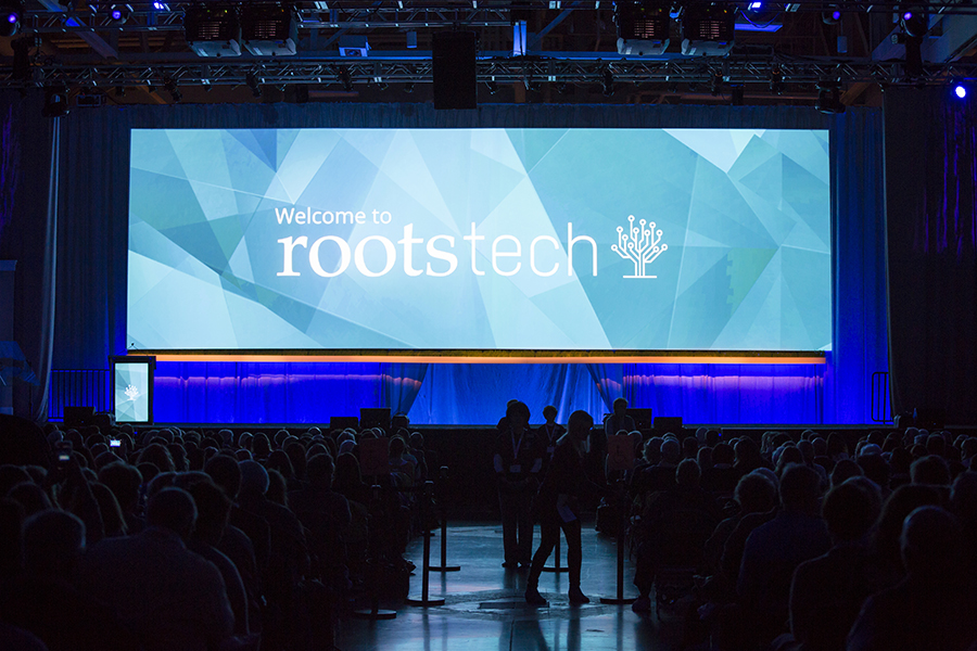 RootsTech 2018 keynotes and select classes will be broadcast live daily at RootsTech.org.