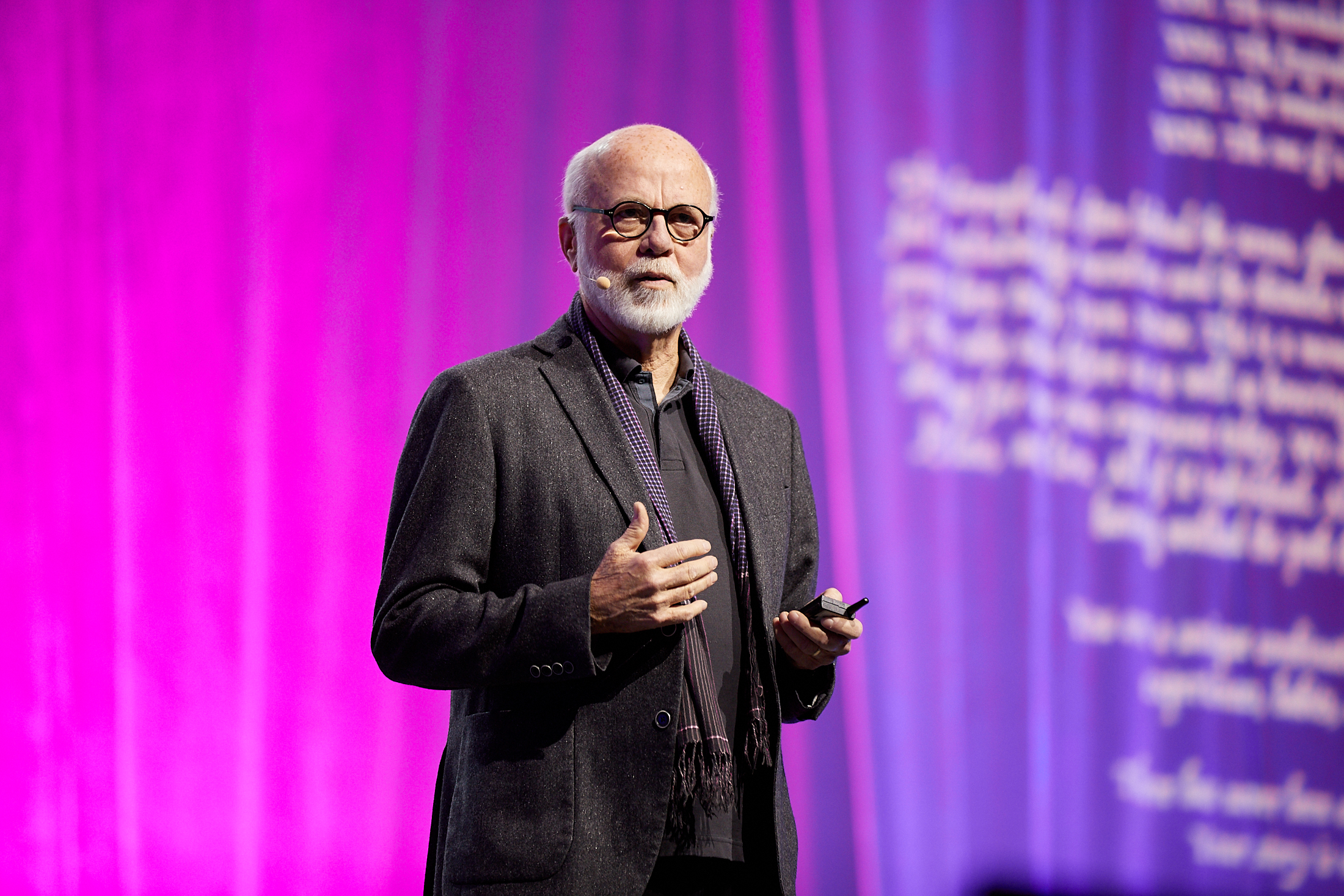 David Hume Kennerly, Pulitzer Prize-winning White House photographer, keynotes RootsTech 2020 Salt Lake.