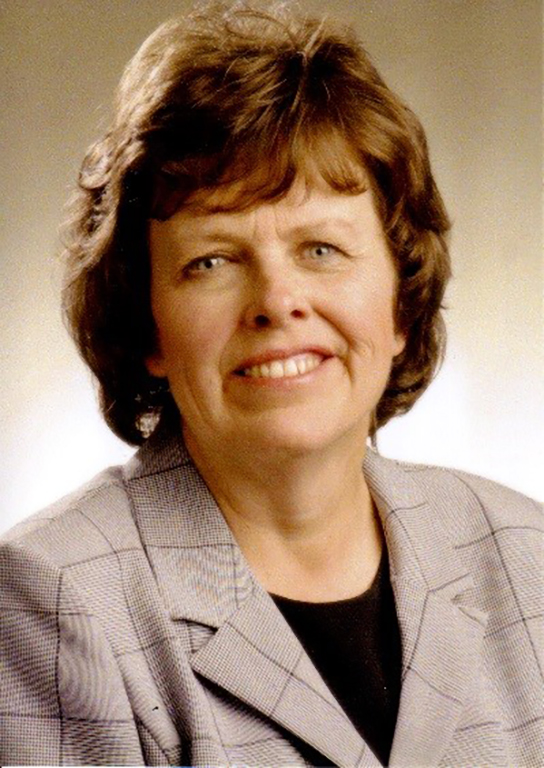 Diane Sagers, author and Family History Missionary