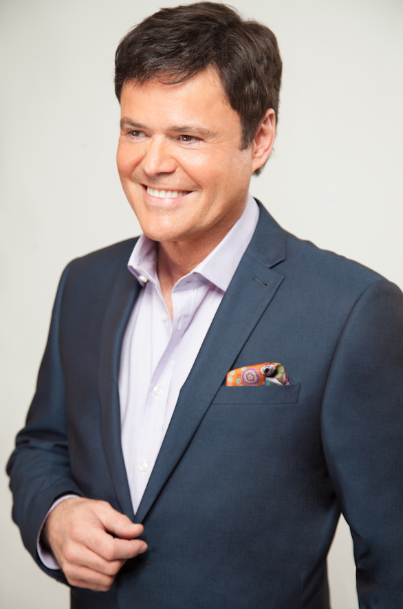 Donny Osmond, Entertainer, to Perform at RootsTech London