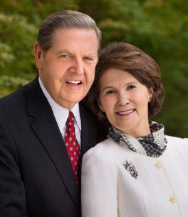 Elder Jeffrey R. Holland and wife, Patricia Holland, will speak at RootsTech 2021 Family Discovery Day