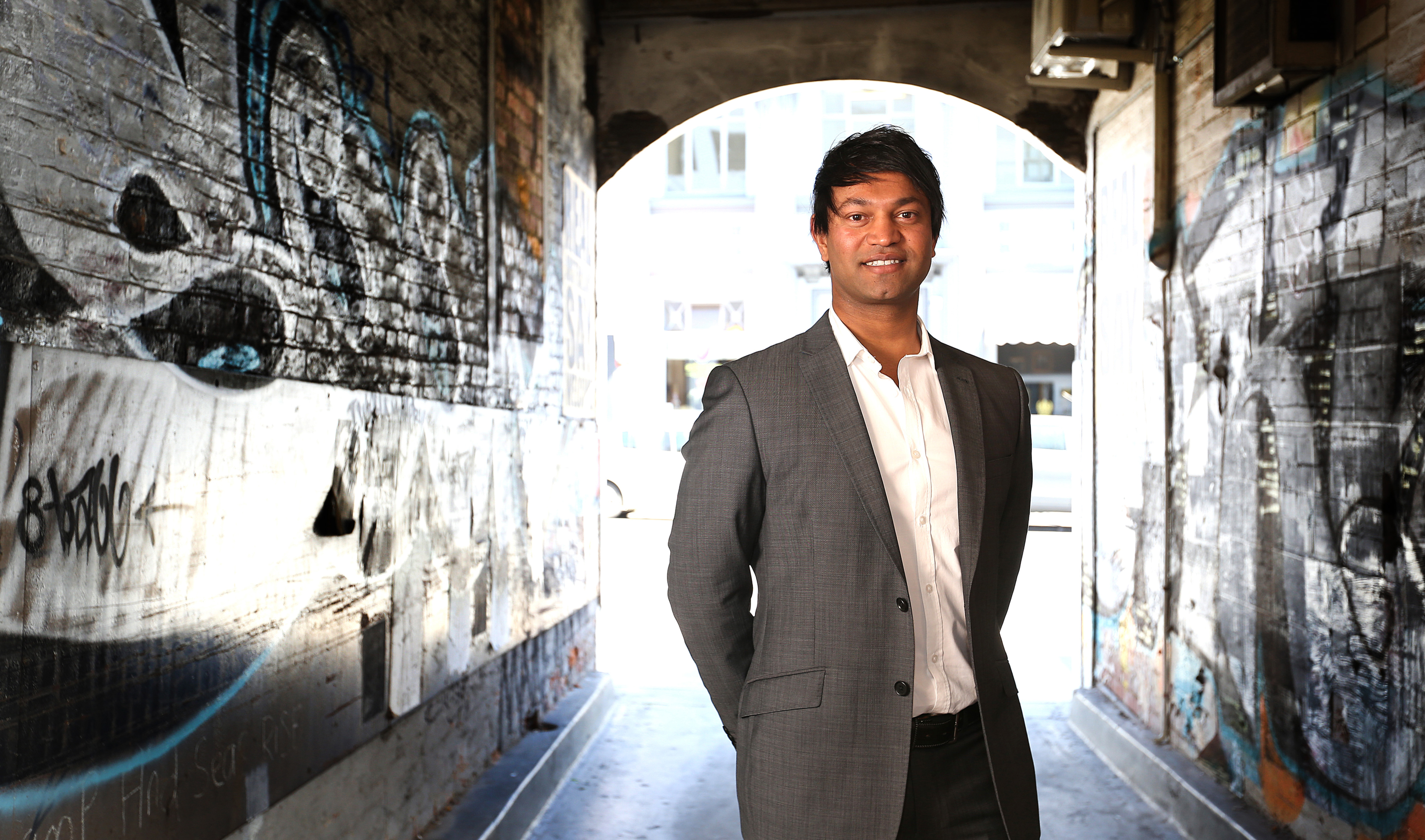 Saroo Brierley RootsTech 2019 Keynote Speaker