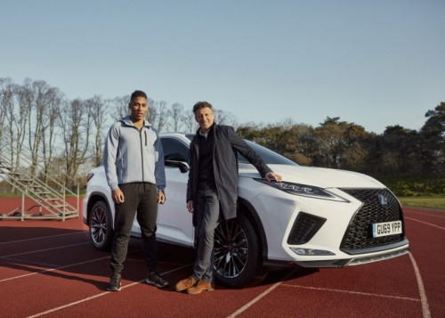 LEXUS RELEASES NEW FILM THE POWER OF TWO A REMARKABLE JOURNEY FEATURING WORLD ATHLETICS PRESIDENT SEB COE