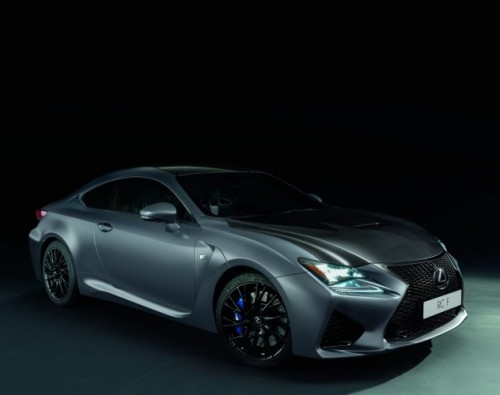LEXUS CELEBRATES THE 10TH ANNIVERSARY OF ITS F MARQUE