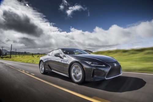 LEXUS REVEALS THE 2021 LC COUPE AN EVOLUTION OF LUXURY MOTORING