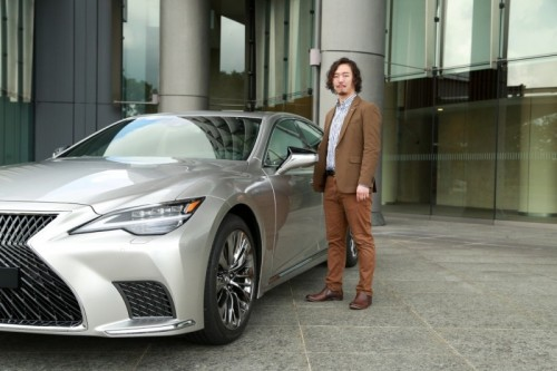 "LEXUS DESIGNER KEITAROU HINOUE TALKS INSPIRATION AND JAPAN'S ""AISHA"" CAR LOVE"