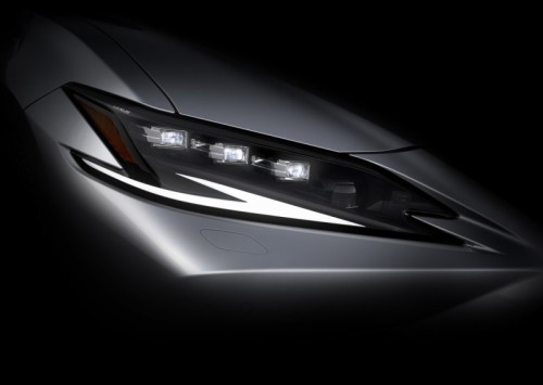 LEXUS TO UNVEIL NEW ES ON APRIL 19 2021