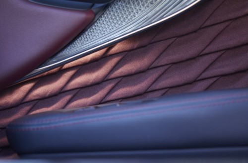 2018 LEXUS LS TAKUMI CRAFTSMANSHIP stories Chapter 1 Origami fabric pleating