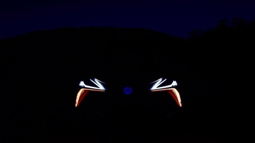 Every Time a Headlight Blinks a Lexus Gets its Wings