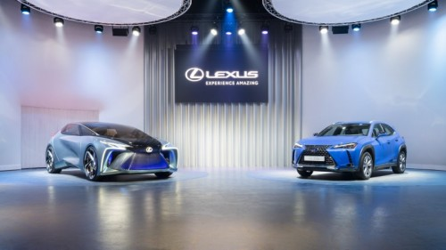 LEXUS ANNOUNCES THREE EUROPEAN PREMIERES FOR THE 2020 GENEVA MOTOR SHOW