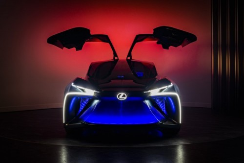 LEXUS RELEASES REPORT ON THE FUTURE OF LUXURY