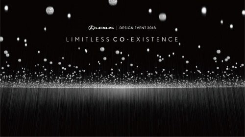 LEXUS 'LIMITLESS CO EXISTENCE' EVENT AT MILAN DESIGN WEEK – A BREATHTAKING CELEBRATION OF HARMONIOUS INDIVIDUALITY