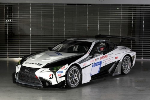 LEXUS LC TO COMPETE IN THE 24 HOURS OF NÜRBURGRING 2018