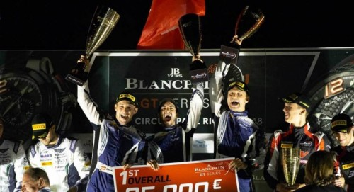 EMIL FREY LEXUS RACING TAKES HISTORIC RACE WIN AT PAUL RICARD 1000kms