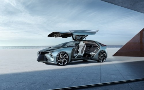 Lexus Presents its Vision of Future Electrification with the World Premiere of the LF 30 Electrified Concept