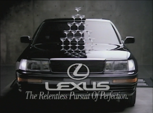 THE LEXUS LIFE STORY HOW A LUXURY GLOBAL BRAND WAS CREATED
