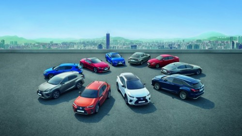 LEXUS ANNOUNCES 2019 GLOBAL SALES RESULTS