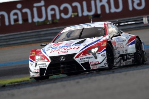 LEXUS LC SCORES CLEAN SWEEP IN THAILAND