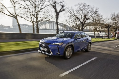 UX 300e 'LEXUS ELECTRIFIED' DRIVING EXPERIENCE CRAFTED BY 'TAKUMI' MASTER DRIVERS