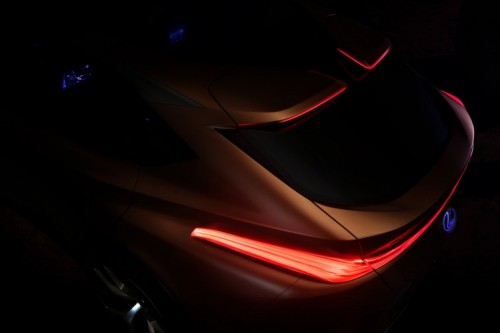 A Crossover With No Limits New Lexus Concept to Debut in Detroit