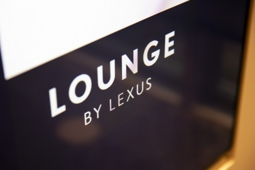THE LOUNGE BY LEXUS AT BRUSSELS AIRPORT