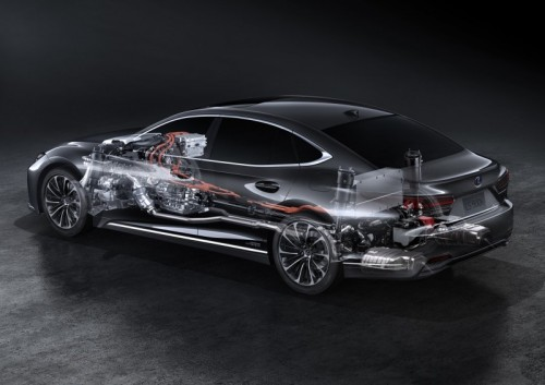EVERYDAY EXCELLENCE – PERFECTING PERFORMANCE IN THE NEW LEXUS LS