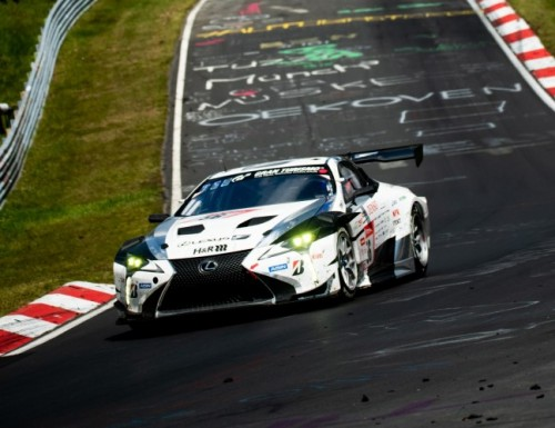LEXUS LC TO COMPETE IN THE 24 HOURS OF NÜRBURGRING 2020