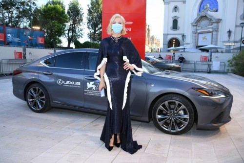 77th VENICE INTERNATIONAL FILM FESTIVAL OPENS WITH LEXUS AS OFFICIAL CAR SUPPLIER FOR THE FOURTH CONSECUTIVE YEAR