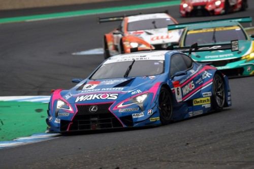 1 2 WIN FOR LEXUS LC 500 IN THE 2019 SUPER GT CHAMPIONSHIP