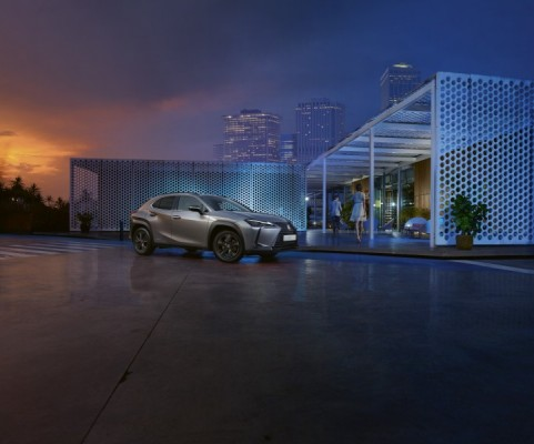 LEXUS LAUNCHES NEW SPORT EDITION OF BEST SELLING UX CROSSOVER