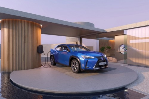 "UNIQUE FEEL OF LEXUS' ALL ELECTRIC UX CAPTURED IN STYLISH NEW ""VIRTUAL HOME"" ENVIRONMENT"