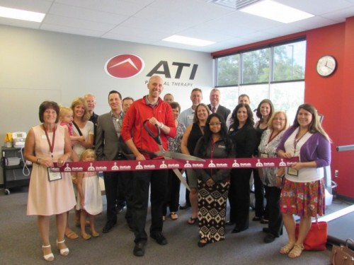 ATI Physical Therapy DeKalb Clinic Opening
