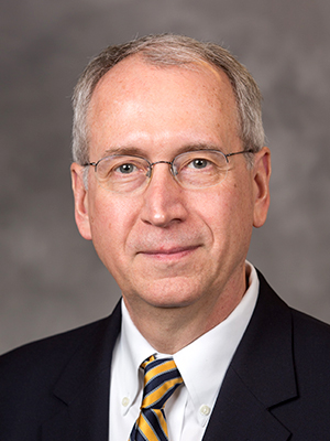 Dr. Brian Gilchrist University of Michigan Vice Chair of the Council