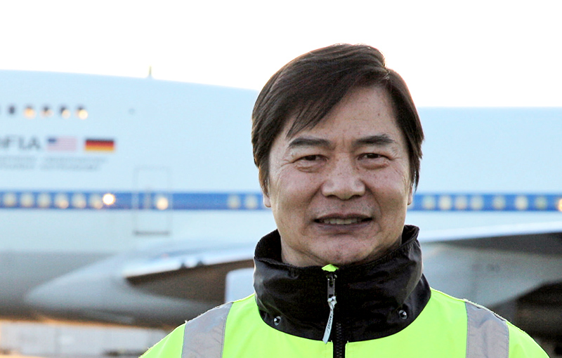 Dr. Abe Cheng