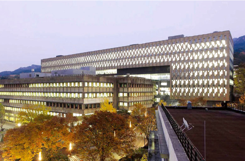 Seoul National University library