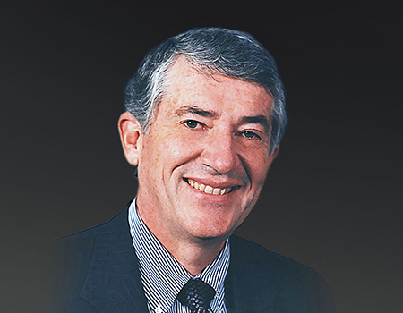 Dr. Paul J. Coleman, USRA President and CEO, 1981-2000