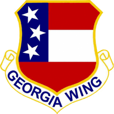 The Georgia Wing Patch