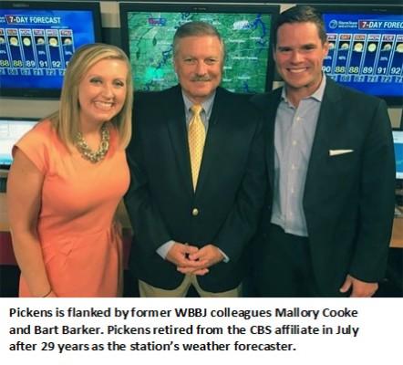 Retired Tenn  TV Weatherman Focusing on CAP Service