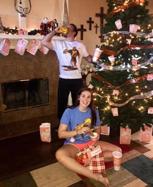 shout out to emily storm and larry randolph of mont belvieu texas for taking a family portrait thats all about real life thanks for hanging those - Is Whataburger Open On Christmas