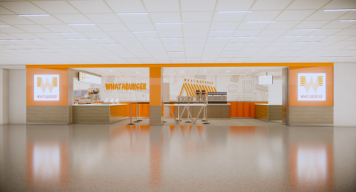 Press Release Whataburger Flies Into Terminal E Satellite