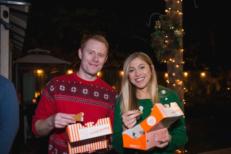 this houston couple just took christmas dcor to a whole new whataburger level - Is Whataburger Open On Christmas