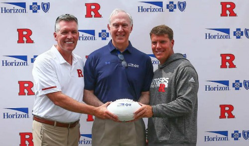 Rutgers announcement