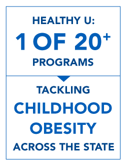 Preventing Childhood Obesity Is a Team Sport